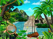 Play Treasure Island Hidden Game