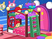 Play Twin baby room decoration
