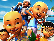 Play Upin Ipin Hidden Objects