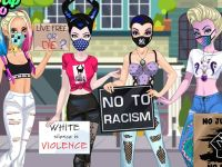 Play Villains Against Racism
