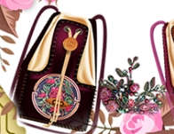 Play Vintage Purse Design