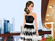 Play VIP Party Girl Dress Up