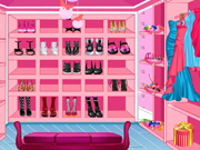 Play Walk In Closet Decoration