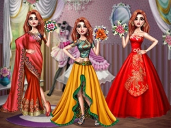 Play Wedding Fashion Advisor