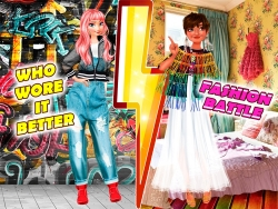 Play Who wore it better – fashion battle