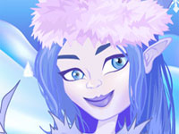 Play Winter Elf Makeover