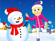 Play Winter Snowman