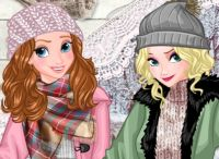 Play Winter Warming Tips for Princesses