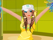 Play World Cup 2010 DressUp