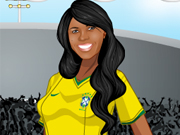 Play World Cup Dress Up