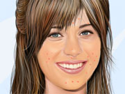 Play Zooey Deschanel Makeover